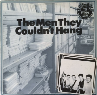 "Men They Couldn't Hang (The) ‎- Radio 1 Sessions/The Evening Show EP (12"") (EX-/VG)"